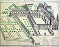 Abbaye Saint Remi gravure Pellé 30175.jpg