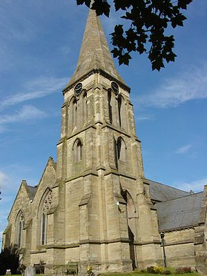 Abberley - St. Mary's Church