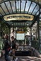 Abbesses metro, Paris 18 October 2012 001.jpg