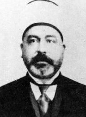 Arab Congress of 1913 - Abd al-Hamid al-Zahrawi