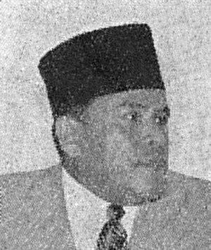 Hamka - Hamka in 1954