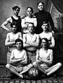 Aberdeen High School boy's basketball team, 1907.jpg