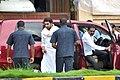 Abhishek Bachchan visits Rajesh Khanna's home Aashirwad 29.jpg