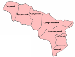 Abkhazia Districts map-ru.png