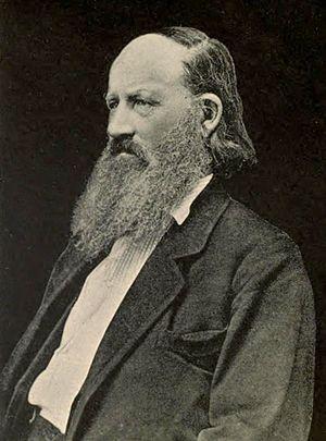 Abraham Fornander - Abraham Fornander, about 1878
