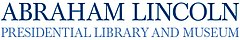 Abraham Lincoln Presidential Library and Museum wordmark.jpg