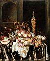 Abraham van Beyeren, A Banquet Still Life with Roses, San Antonio Museum of Art.jpg