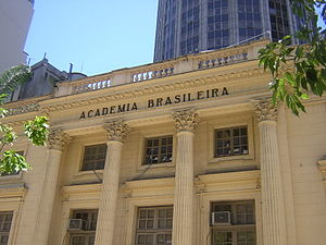 Academia Brasileira de Letras - Façade