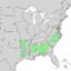 Acer floridanum range map 1.png