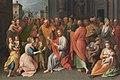 Adam van Noort - Christ blesses the children.jpg