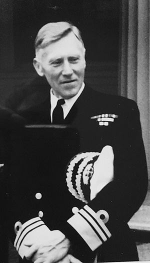 Ted Horlick - Image: Admiral Horlick