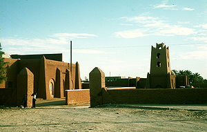Buildings in Adrar