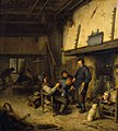 Adriaen van Ostade - Peasants in an Inn NTIV POLY 29822.jpg