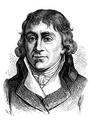 affiche Pierre Claude François Daunou
