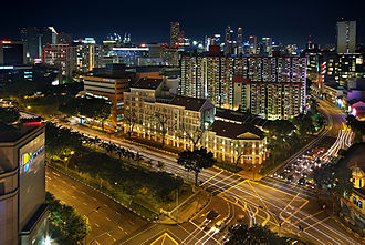 Rochor - Image: Aerial View of Rochor from 30 floors above (3871758586)