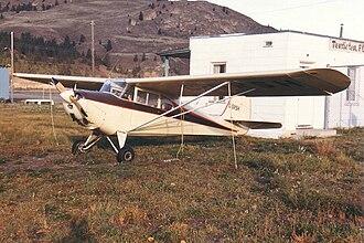 Aeronca 11 Chief - Aeronca 11AC Chief, 1986