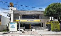 Agência do Banco do Brasil, inaugurada na década de 1970.[10]