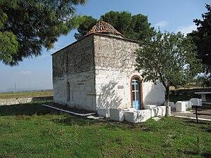 Agios Thomas, Boeotia - Ayios Thomas chapel