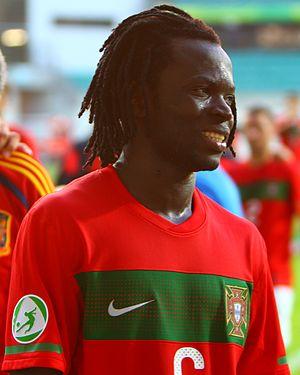 Agostinho Cá - Cá with Portugal U19 in 2012