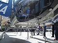 Agusta-Bell AB-206B JetRanger III, lower window (PS-67) Polizia di Stato, Italy.JPG