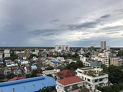 Skyline of အလုံမြို့နယ်