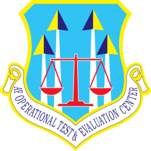 Air Force Operational Test and Evaluation Center - Air Force Operational Test and Evaluation Center emblem