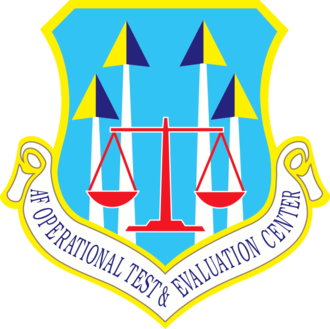 Air Force Operational Test and Evaluation Center - Shield of the Air Force Operational Test and Evaluation Center