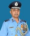 Air Marsha Amit Tiwari as AOC-in-C of SAC.jpg
