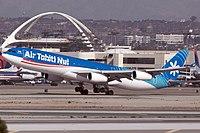 F-OSUN - A343 - Air Tahiti Nui