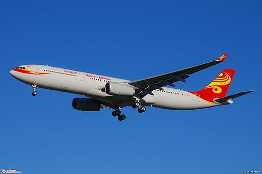 Airbus A330-200 Hainan AL (CHH) F-WWYJ - MSN 1168 - Will be B-6520 (5413679264)