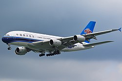 Airbus A380-841, China Southern Airlines AN2181994.jpg