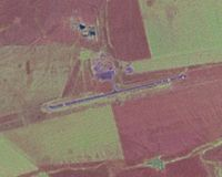 Airfield at Orsk Airport, Russia (satellite view).jpg