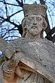 Ajka-Tósokberénd, Nepomuki Szent János-szobor 2021 14.jpg