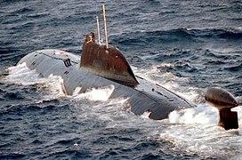 Akula-class submarine - Wikipedia