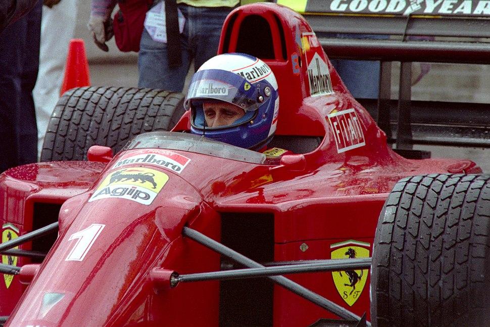 Alain Prost, 1990 USA GP Phoenix