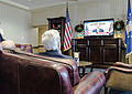 Alan Gross released from Cuban prison, arrives at Joint Base Andrews 141217-F-WU507-619.jpg