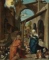 Albrecht Dürer - Paumgartner-Altar, Geburt Christi - 706 - Bavarian State Painting Collections.jpg