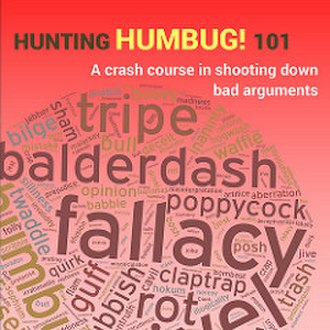 Australian Skeptics - Image: Album art for Hunting Humbug 101 podcast