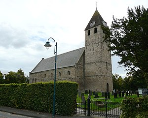 Protestant church of Oudega - Church of Oudega
