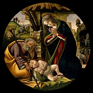 Alessandro Botticelli - The Adoration of the Christ Child - BF.1974.2 - Museum of Fine Arts.jpg