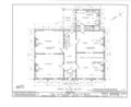 Alexander McLean House, 156 Carey Avenue, Wilkes-Barre, Luzerne County, PA HABS PA,40-WILB,4- (sheet 1 of 11).png