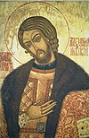Alexander Nevsky, the Name of Russia