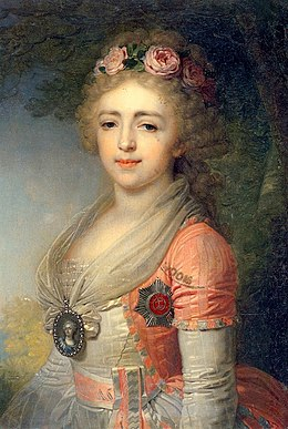 Grand Duchess Alexandra Pavlovna of Russia Archduchess of Austria