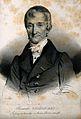 Alexandre Brongniart. Lithograph by N. E. Maurin. Wellcome V0000787.jpg