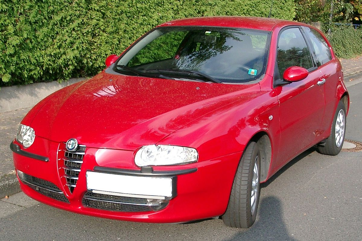 alfa romeo 147 wikipedia wolna encyklopedia. Black Bedroom Furniture Sets. Home Design Ideas