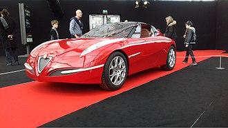 Alfa Romeo Vola - Image: Alfa Romeo Vola FAI 2017 (2 2)