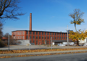 Algonquin Printing Co. - Image: Algonquin Mill