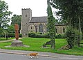 All Saints Church, Ashwelthorpe, Norfolk - geograph.org.uk - 852987.jpg