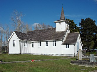 Clevedon, New Zealand - All Souls Church