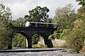 Allan Water Viaduct - Abellio class 170 from Aberdeen.JPG